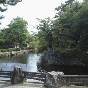 岡崎城・岡崎公園@岡崎市康生町にて、お茶する