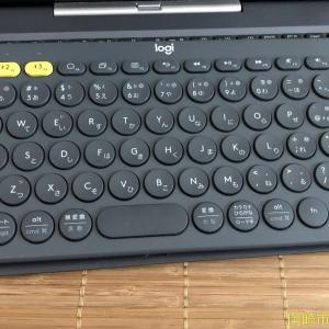 うちのASUS T100TAのキーボードが突然壊れる~延命のためロジクールBluetoothキーボードを購入