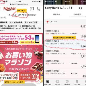 LINEショッピングでLINEポイント・楽天ポイント・クレジットカードポイントの三重取り~使い道に困っていたLINEポイントのお得な使い方を発見!
