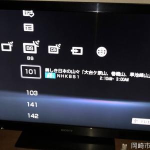 ソニー40型液晶テレビBRAVIA(KDL-40HX80R)が壊れた~HDD/BDレコーダー内蔵の万能テレビ