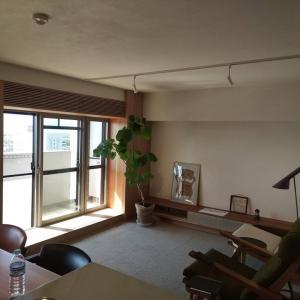 木のマンションのリノベーション