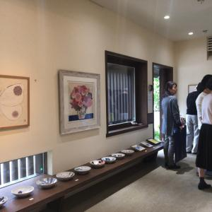 ぎゃらりぃ金木犀 10周年記念展