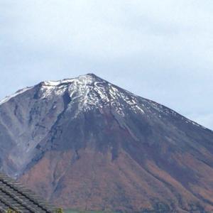 日本建築専門学校からの富士山