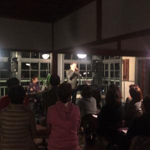 旧五十嵐邸 宵まつりコンサート