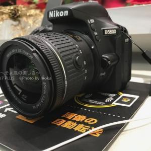 Nikonの一眼レフカメラ、D5600の魅力