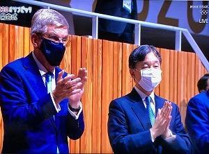 2度目の東京オリンピック 開会式