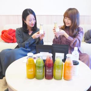 箱根・芦ノ湖【はなをり】でジュースクレンズ♡DETOX RETREAT