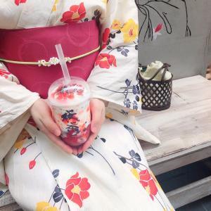 桜やいちごのピンクタピオカ♡生タピオカ専門店 桜っ茶