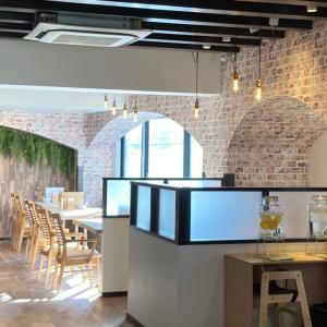 茗荷谷駅近!開放感あるイタリアンダイニング♡ローマの台所