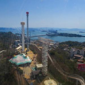 お隣の岡山県が想定外に楽し過ぎた件④モーニング寿司&山の上の遊園地へ