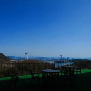 お隣の岡山県が想定外に楽し過ぎた件⑦オーシャンビューテラスでおビール