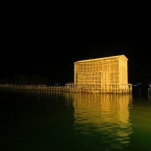 地元人による自粛明けの宮島1泊2日旅②温泉&夜の散策