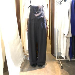 ikkuna/suzuki takayuki 2020春夏 先行受注会item・着画でご紹介・ラストです♬