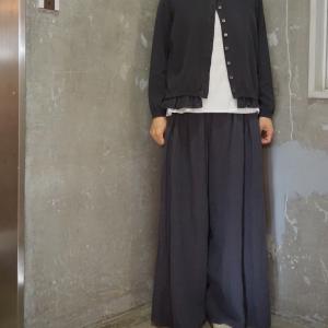 ikkuna/suzuki takayuki 2020春夏・先行受注会→明日・10/24 最終日です!!!!!②
