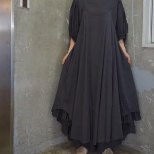 ikkuna/suzuki takayuki 2020春夏・先行受注会→明日・10/24 最終日です!!3月item着画