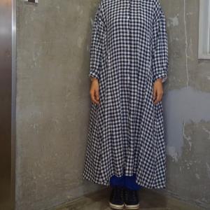 ikkuna/suzuki takayuki 2020春夏・先行受注会→明日・10/24 最終日です!!4月item着画