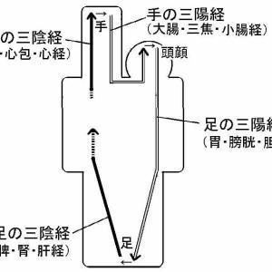 十二正経走行モデル Ver 2.2