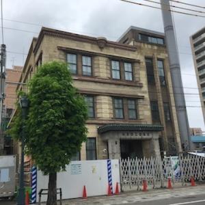 ニュースより/歴史的建造物の「旧小樽商工会議所」がホテルに〜隣接する敷地に新築するホテルと連絡通路でつないで一体で整備