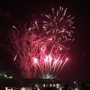 ニュースより/小樽の夏の花火大会は中止が相次いでます