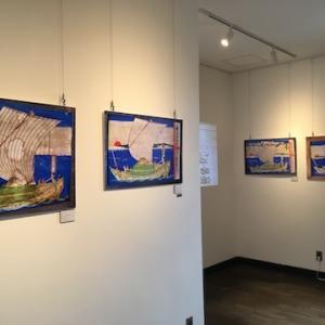 小樽北前船遺産展「海を渡る男たちが祈りを捧げた船絵馬」が unga plus gallery で開催中!! 9月22日まで
