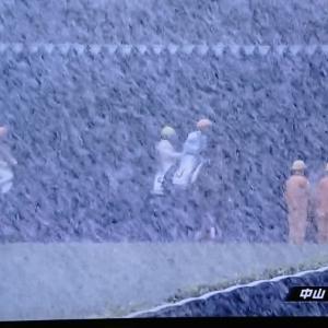 ◎中山は雪で中止! 阪神で愛馬ルヴァン初勝利!