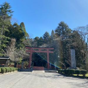 香取神宮と鹿島神宮