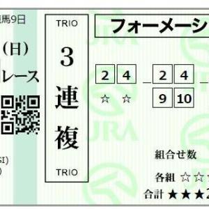 2019 天皇賞・秋(G1)の予想 ◎02アーモンドアイ