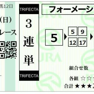 2020 東京優駿日本ダービー(G1)の予想 ◎05コントレイル