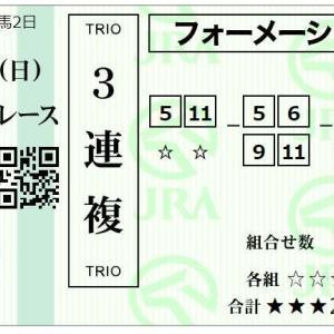 2020 安田記念(G1)の予想 ◎05アーモンドアイ