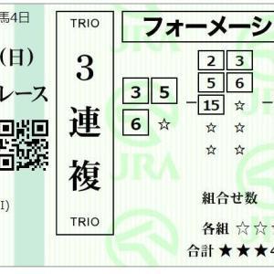 2020 七夕賞(G3)の予想 ◎06ジナンボー
