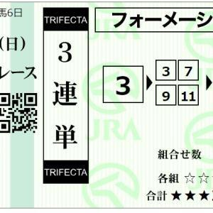 2020 菊花賞(G1)の予想 ◎03コントレイル