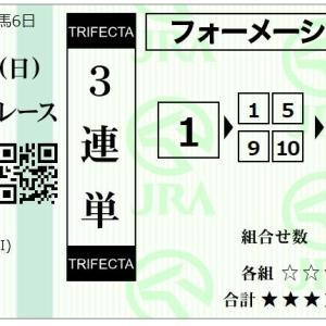 2021 京成杯(G3)の予想 ◎01タイムトゥヘブン