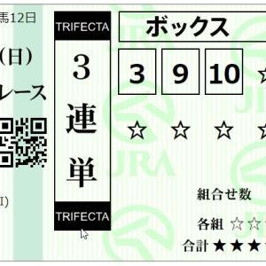 2021 きさらぎ賞(G3)の予想 ◎10ドゥラモンド