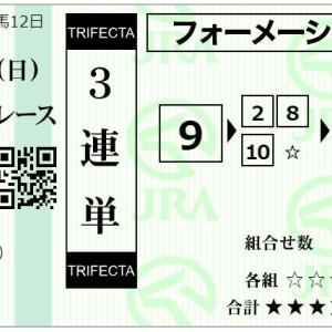 2021 阪神大賞典(G2)の予想 ◎09アリストテレス