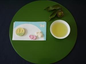 日本茶deおもてなし 教室