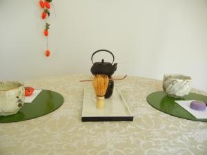 霜月のお茶会 ~お抹茶の基本~