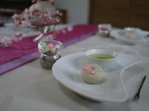 日本茶deおもてなし  ~桜の宴~