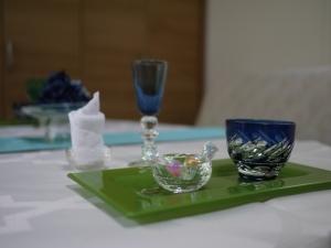 日本茶deおもてなし  ~冷茶を愉しむ~