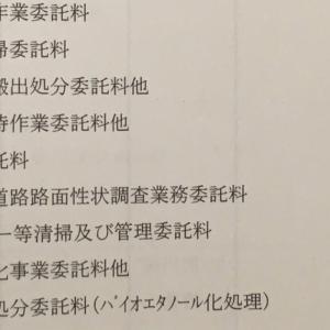 要望(行政改革・高コストの剪定枝バイオエタノール化の中止)対応248