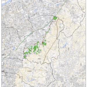 大規模盛土造成地マップ