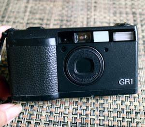 Film Camera 📷 GR1