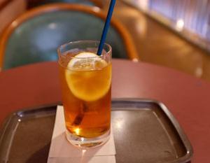 Ice Lemmon Tea