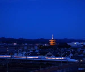宵待ち 京都