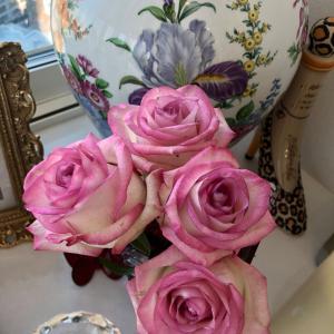 お花の持たせ方