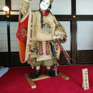 大阪天満宮の御迎え人形