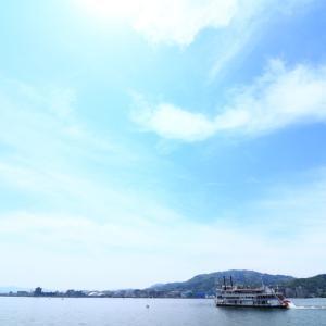 琵琶湖 ミシガンクルーズ