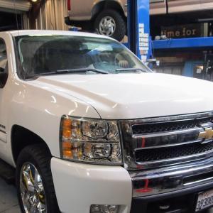 2011 Chevrolet Silverado LT