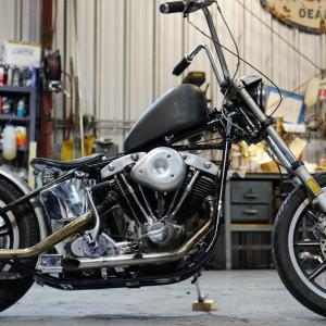 1979 Shovelhead Rigid for Sale in Japan
