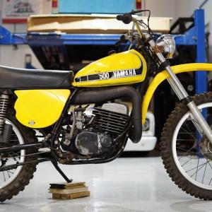1973 Yamaha SC500