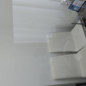 飛沫防止スクリーンを設置しました。(所沢駅前の行政書士國分法務事務所)